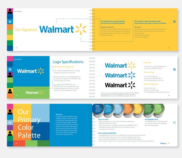Brand Guideline - Walmart 02