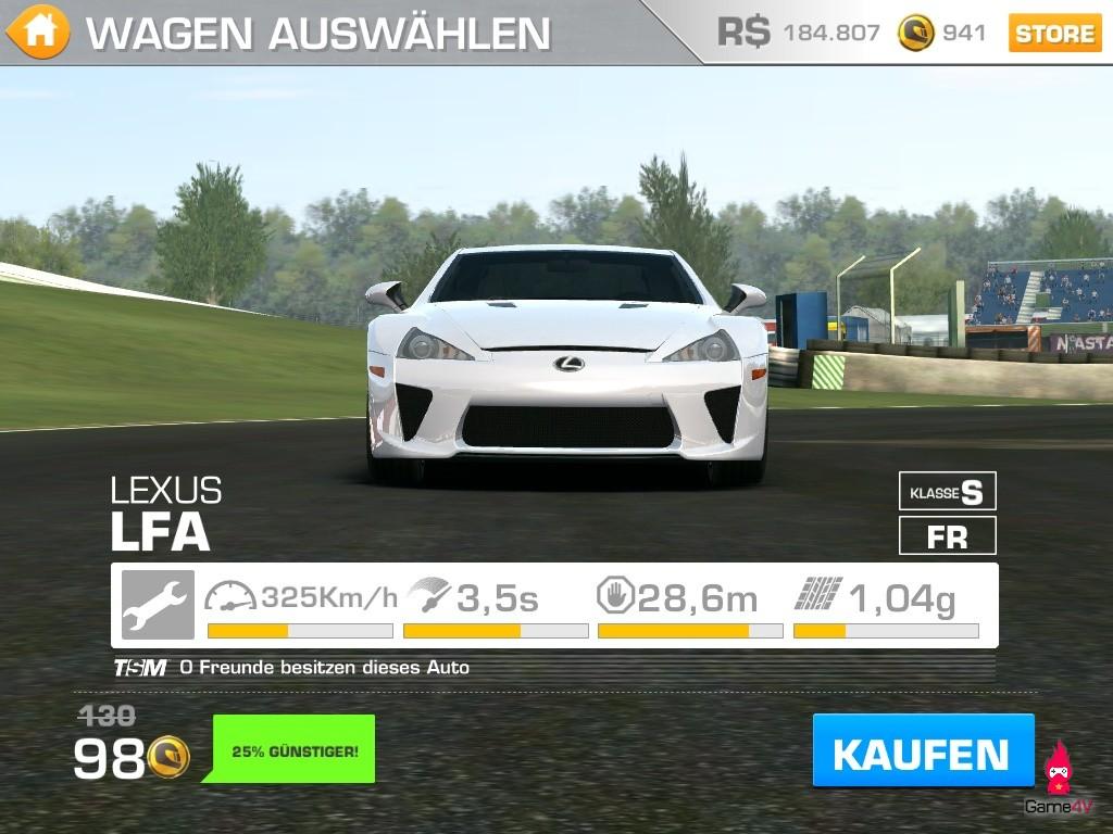 Lexus thành công với phương pháp quảng bá thương hiệu qua game
