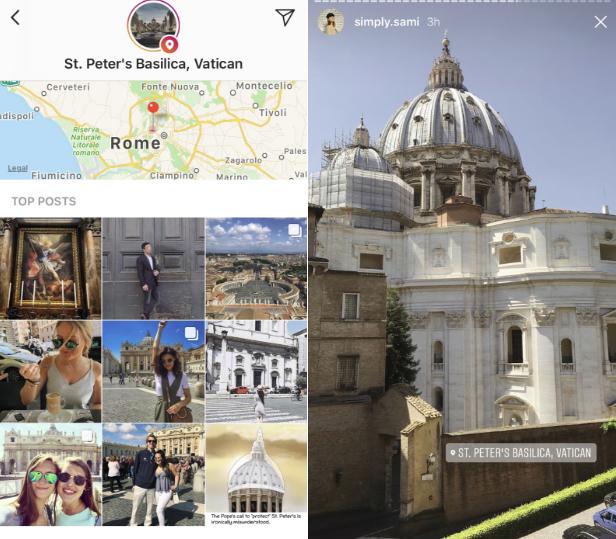 insta stories ex3 - 13 chiến lược Instagram Stories dành cho doanh nghiệp năm 2019!