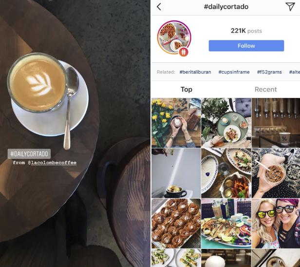insta stories ex4 - 13 chiến lược Instagram Stories dành cho doanh nghiệp năm 2019!