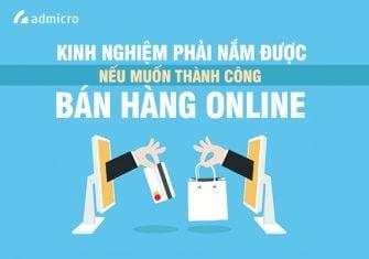 kinh nghiệm bán hàng online ava