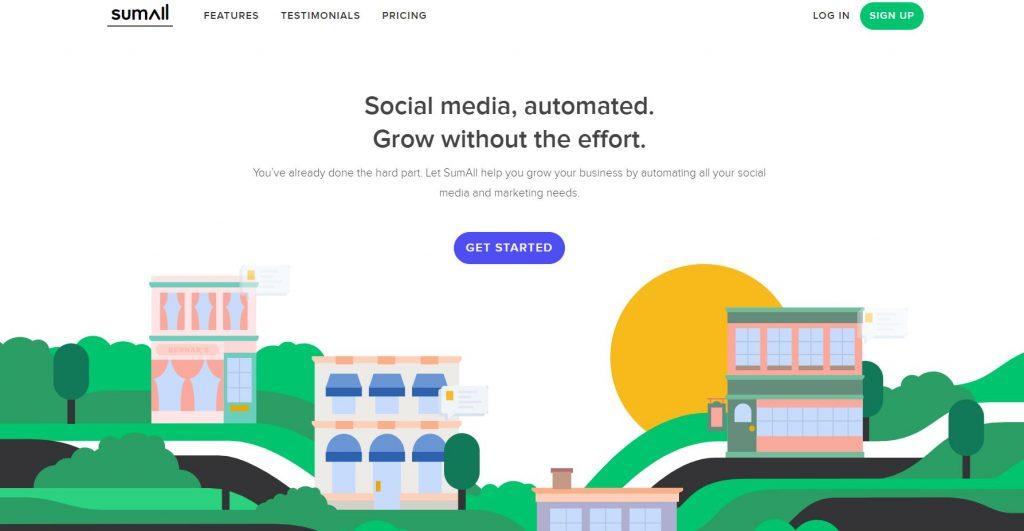 Sử dụng Sumall trong Content Marketing