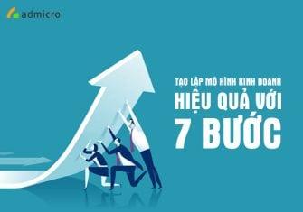 tạo lập mô hình kinh doanh hiệu quả