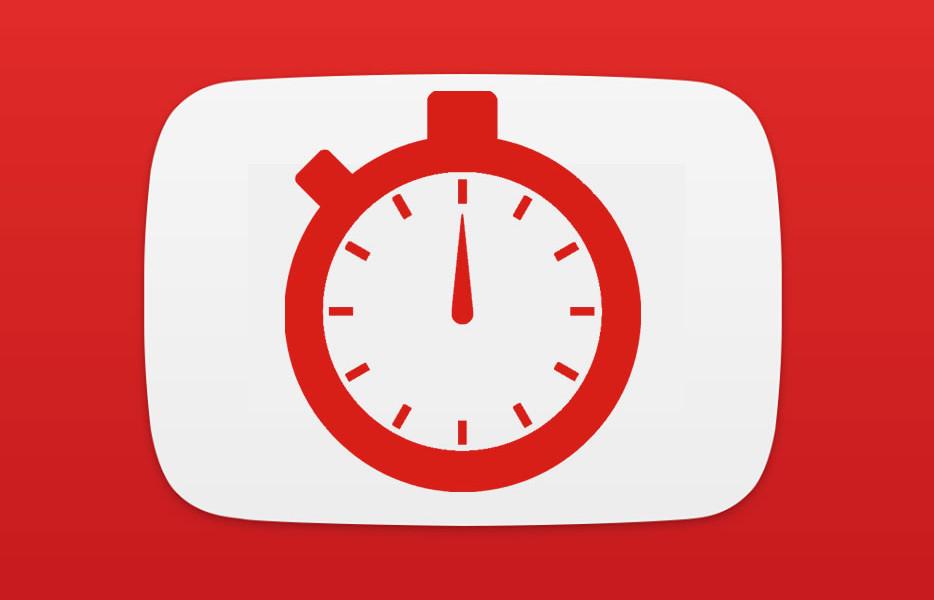 thời gian xem Youtube