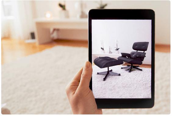 công nghệ AR trong Marketing