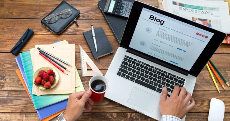 Blog là một phần không thể thiếu trong các chiến lược marketing 2018 và sau này