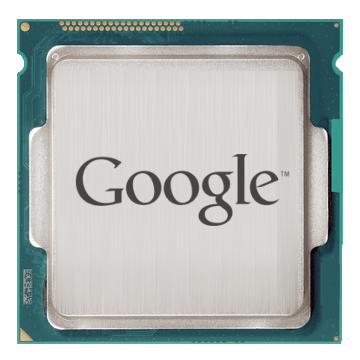 Bộ xử lý tuyệt vời là một trong những điều thú vị về Google