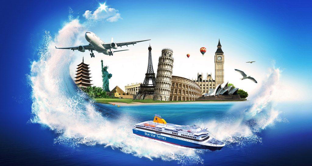 Marketing ngành du lịch - Các điểm đến nổi tiếng trên thế giới