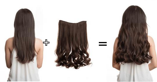Kinh doanh online mặt hàng gì - tóc giả