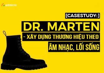 Thương hiệu Dr. Martens