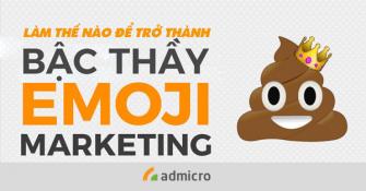 bậc thầy sử dụng emoji marketing