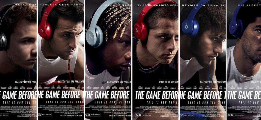 Beats By Dre cùng các cầu thủ hàng đầu