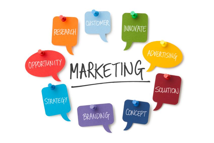chức năng nhiệm vụ của phòng marketing