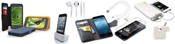 bán hàng online nên bán gì - phụ kiện điện thoại