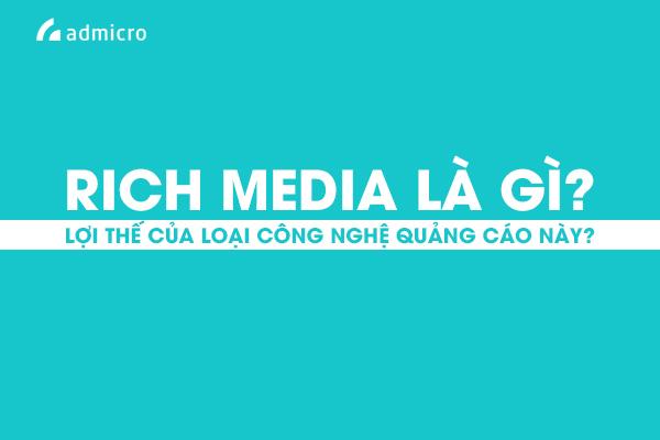 quảng cáo rich media là gì