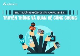quan hệ công chúng và truyền thông