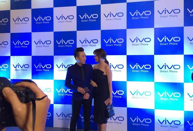 Trấn Thành đại sứ thương hiệu Vivo