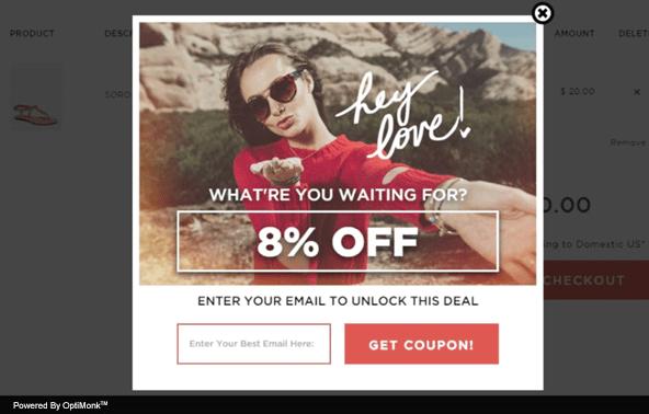 Các chiêu thức siêu hiệu quả để tạo quảng cáo Pop-up là gì? Thiết kế và hình ảnh thương hiệu phải nổi bật