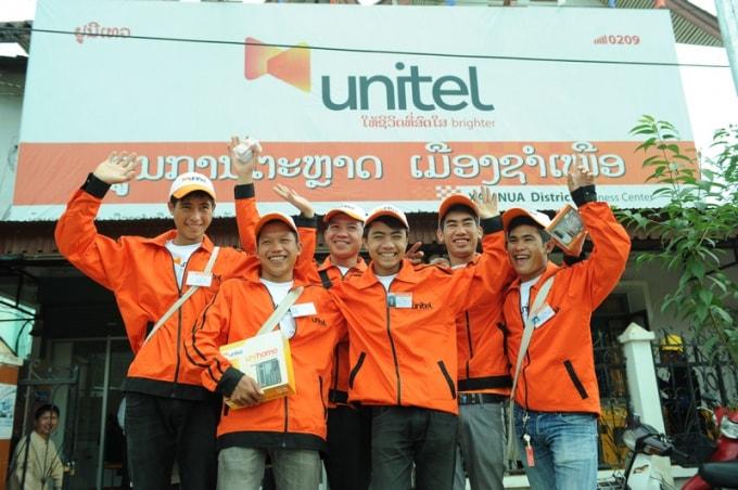 Chiến lược Marketing của Viettel- Chiến lược xuất ngoại