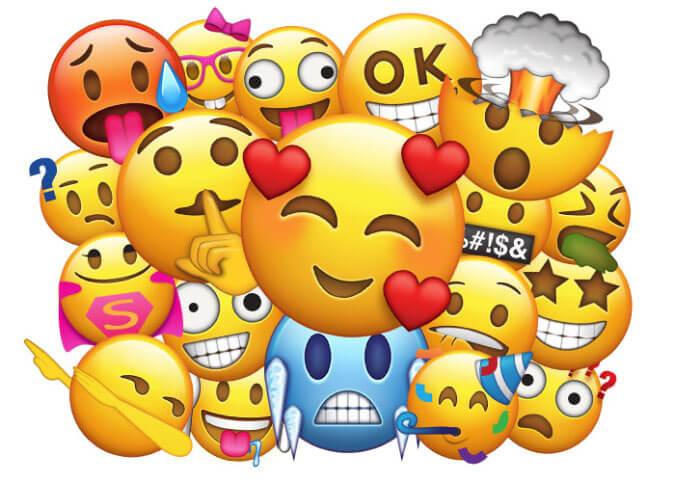 Emoji có thể được hiểu theo một ý nghĩa khác nhau