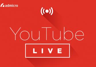 cách live stream trên youtube