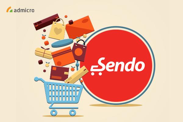 Cách bán hàng trên Sendo