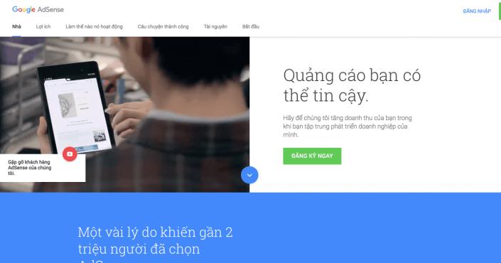 google adsense là gì? - Cách thức hoạt động của google adsense