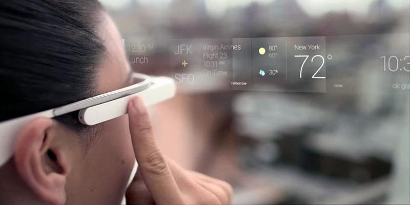 Augmented Reality là gì trong thế giới ngày nay- Google tung ra Google Glass vào năm 2013 (Ảnh: Internet)