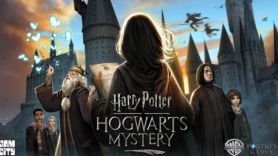 Augmented Reality là gì trong thế giới ngày nay- Harry Potter: Hogwarts Mystery
