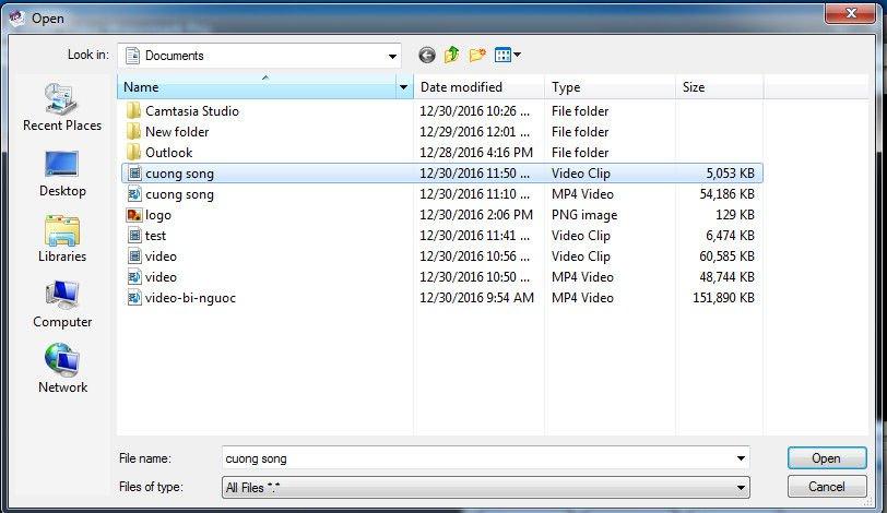 cách chèn logo vào videovới phần mềm Video Watermark 02