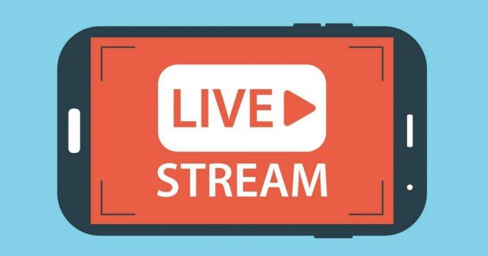 Live stream - xu hướng marketing năm 2020