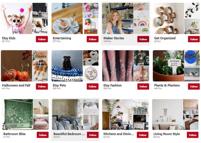 Pinterest là gì? Marketing cho doanh nghiệp trên Pinterest