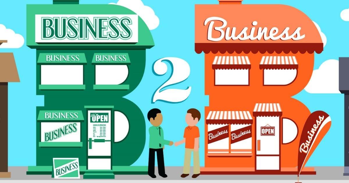 Mô hình B2B của E-commerce là gì?