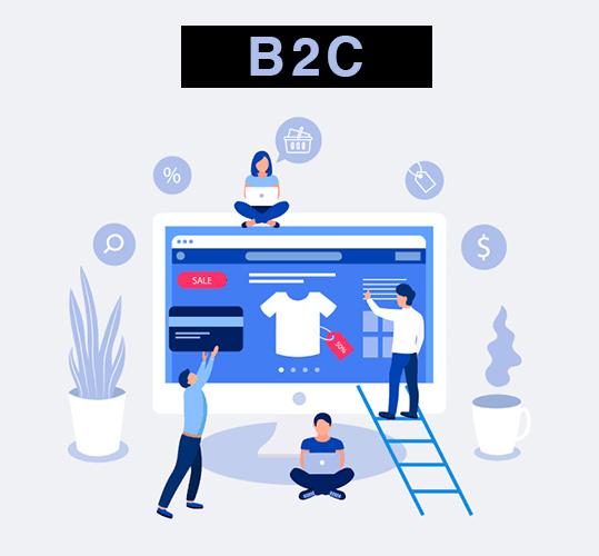Mô hình B2C của E-commerce là gì?