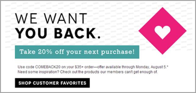 sử dụng coupon trong marketing - quyết định dùng loại coupon nào