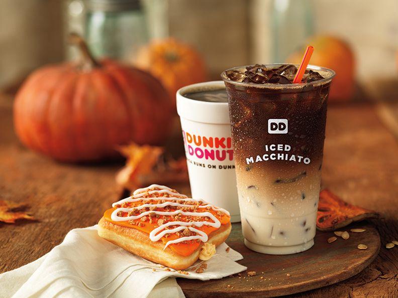 Chiến dịch Marketing của Dunkin' Donut