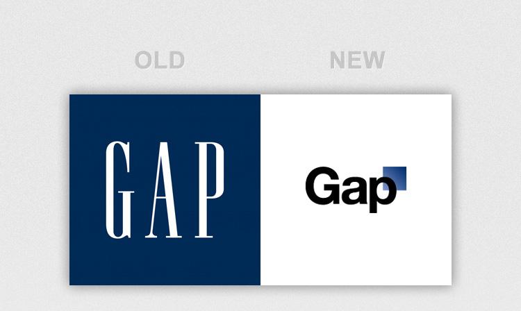Guideline là gì - GAP đã phải quay lại với logo cũ chỉ trong 1 tuần