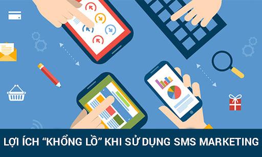Lợi ích sms marketing