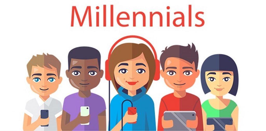 Millennials sẽ cai trị thị trường