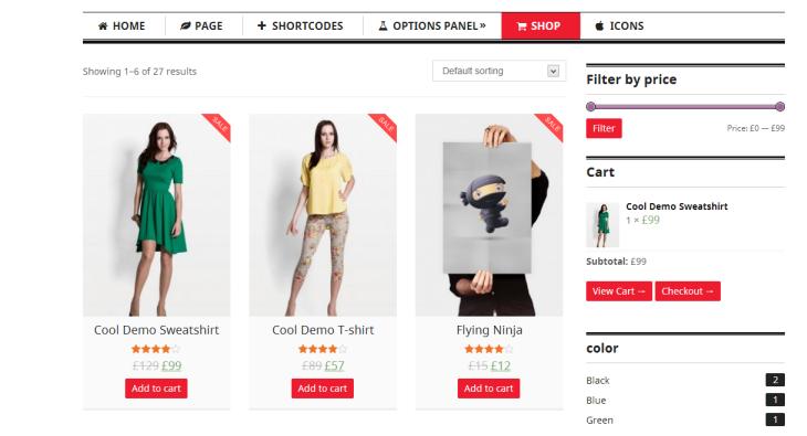 WooCommerce là gì -Một shop bán hàng chuyên nghiệp trên WooCommerce