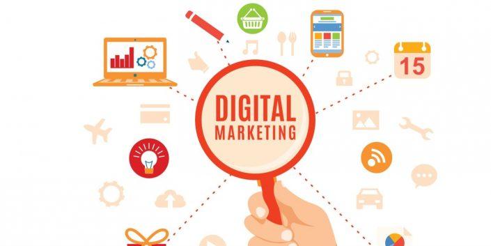 Digital Marketing là xu hướng của thời đại