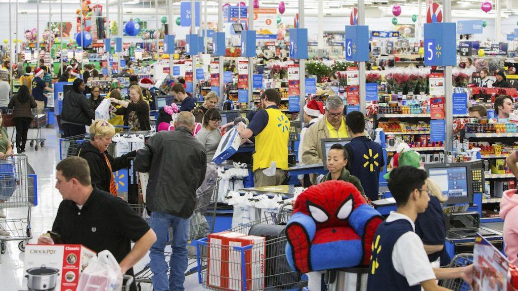 Nghệ thuật bán hàng bậc cao của Walmart - Giảm giá liên tục
