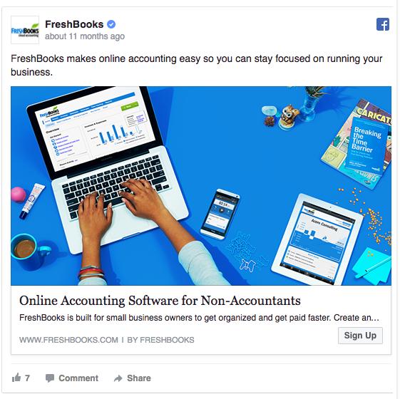 định dạng Facebook ads là gì - định dạng hình ảnh