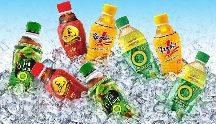 Chiến lược marketing của trà xanh không độ- Đa dạng hóa sản phẩm