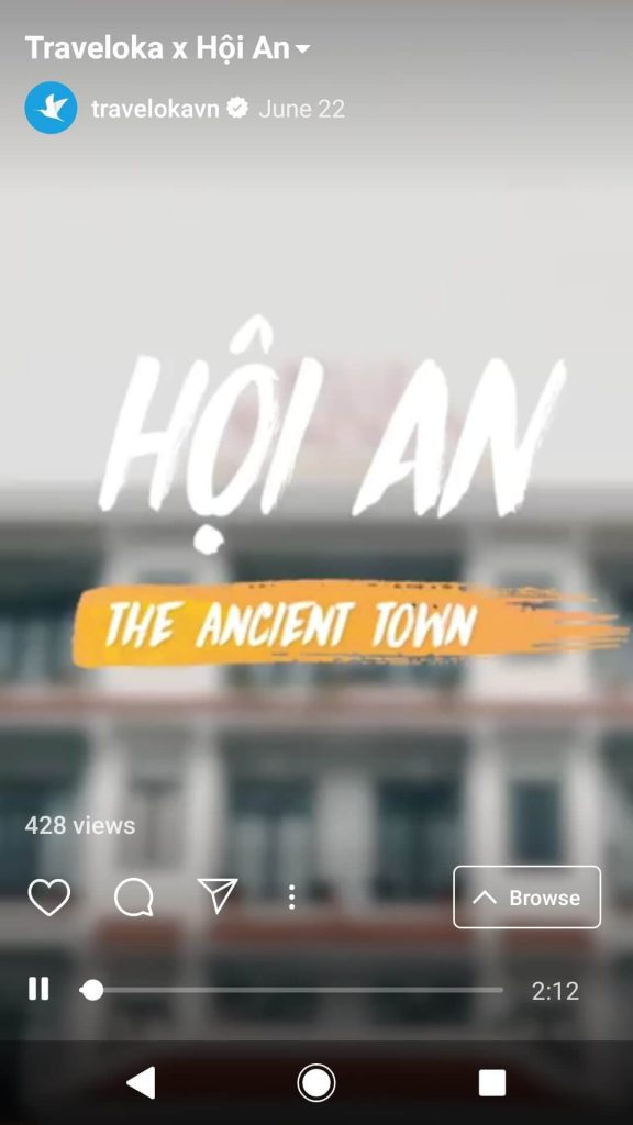 Những xu hướng quảng cáo trên Instagram 01
