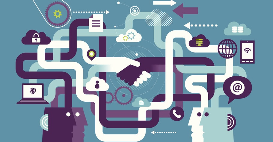 Nhiệm vụ của một Sales Coordinator là gì - Tạo ra sự liên kết bên ngoài doanh nghiệp