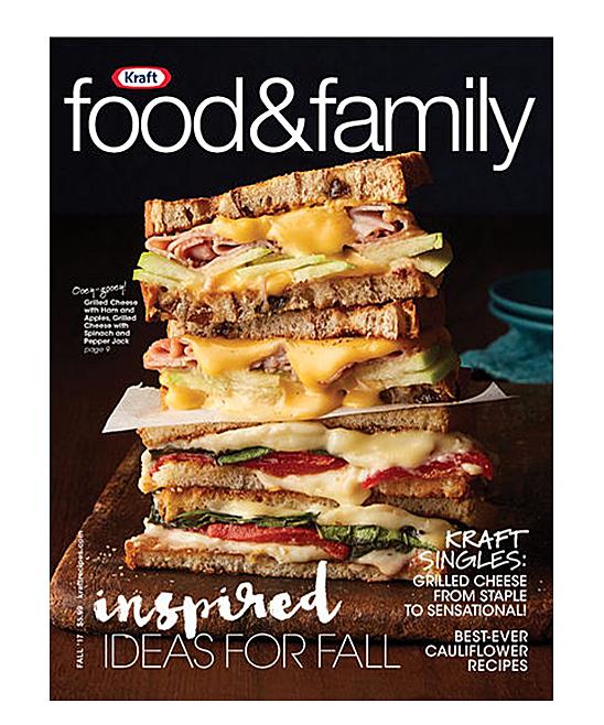Chiến lược Marketing của Kraft Foods- Content là huyết mạch