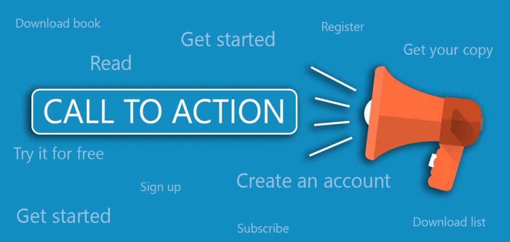 Nút Call To Action nổi bật
