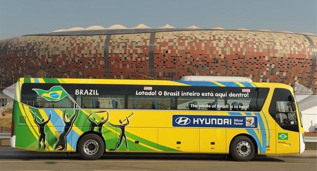Chiến lược marketing của Hyundai-Khuấy đảo Wordcup2010