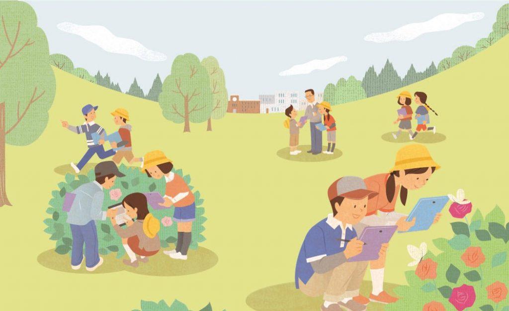 hiệu ứng domino -Người dùng tự tìm cách giáo dục bản thân để giải quyết vấn đề